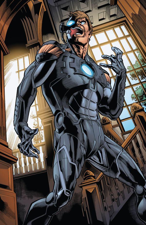 Những con người thông minh nhất Vũ trụ Truyện tranh Marvel, họ là ai? - Hình 7