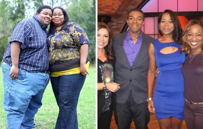 Những màn lột xác vịt hóa thiên nga của các cặp đôi chứng minh chân lý đồng vợ đồng chồng béo đến mấy cũng giảm cân thành công - Hình 8