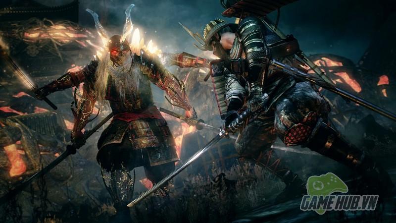 Nioh 2 tung Trailer trình diễn combat ép phê - Cho game thủ hóa Samurai quỷ - Hình 2