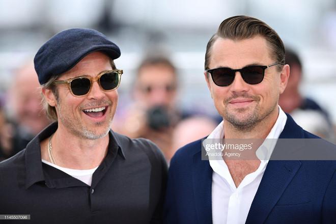 Phim của Brad Pitt, Leonardo DiCaprio được vỗ tay 6 phút ở LHP Cannes - Hình 1