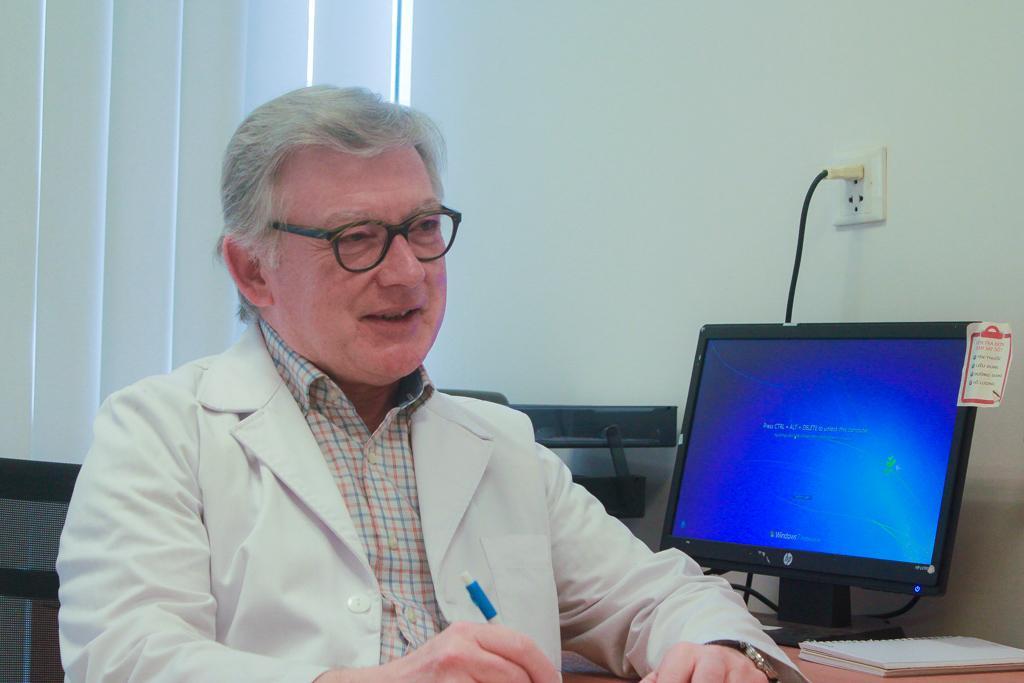 Phỏng vấn Chuyên gia hàng đầu về điều trị hội chứng ngừng thở khi ngủ của Pháp - Hình 1