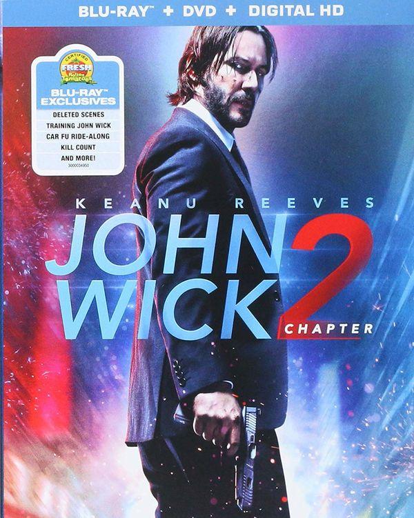 Review John Wick 3: Siêu phẩm thuần hành động từ đầu đến cuối - Hình 3