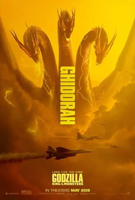 Siêu quái vật nào sẽ xuất hiện trong Chúa tể Godzilla? - Hình 2