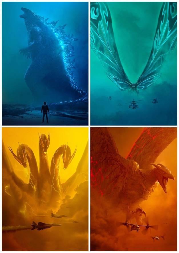 Siêu quái vật nào sẽ xuất hiện trong Chúa tể Godzilla? - Hình 5