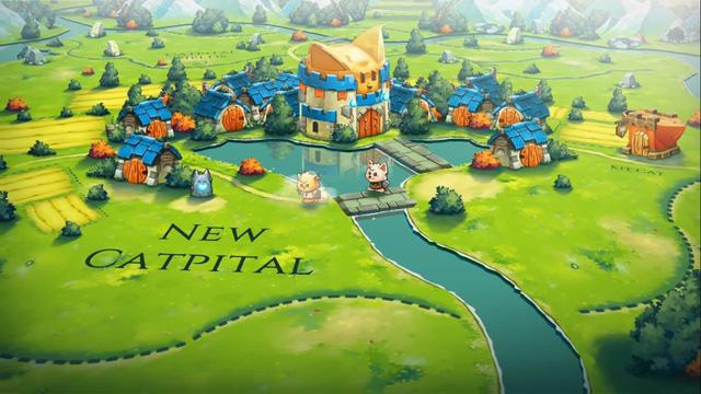 Tựa game mobile chú mèo phiêu lưu ký Cat Quest 2 sắp sửa ra mắt game thủ - Hình 2