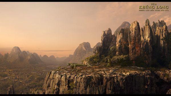 Vua khủng long: Phiêu lưu đến vùng núi lửa đầy hứa hẹn cho tương lai phim hoạt hình Hàn Quốc - Hình 10