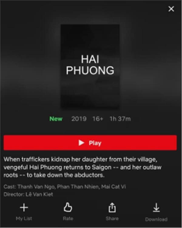 Vừa lên sóng Netflix Hai Phượng đã nhận ngay tin buồn không đáng có chỉ vì một câu sub - Hình 2