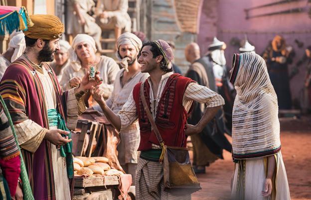 Aladdin bản người đóng 2019 hoàng tráng đến choáng ngợp nhưng không dành cho tất cả - Hình 1
