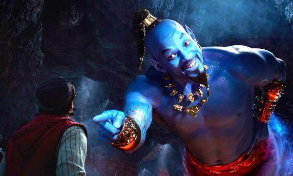 Bạn có biết điều gì xảy ra với Thần Đèn ở cuối phim Aladdin bản hoạt hình năm 1992? - Hình 5