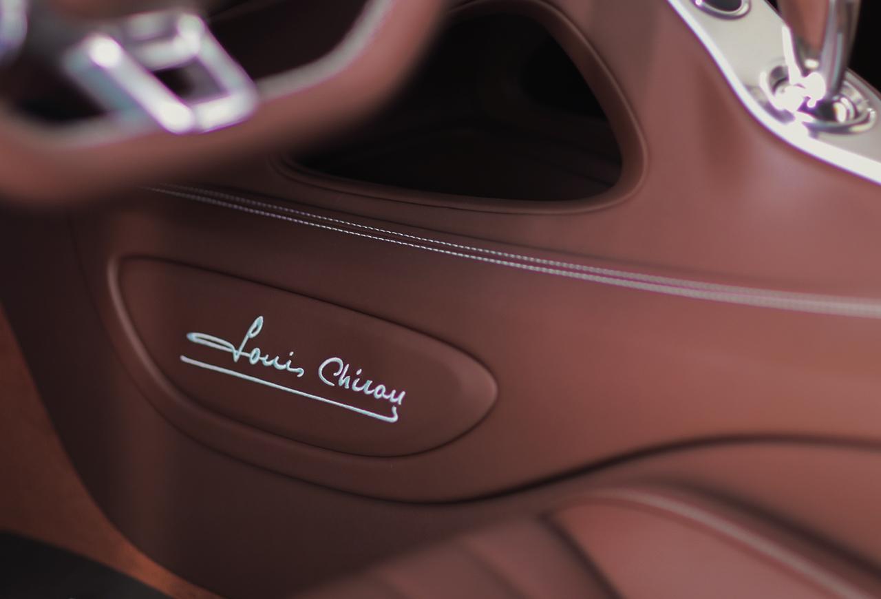 Bugatti Chiron có 1 không 2 trên thế giới đang được chào bán ở Ả-Rập Xê-út - Hình 4