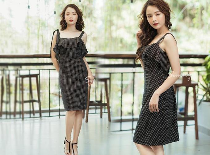 Cách diện trang phục màu đen mà vẫn mát mẻ trong mùa hè - Hình 4