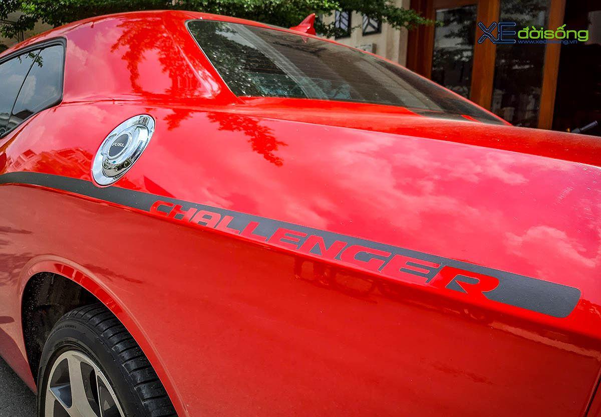 Chạm mặt hàng hiếm Dodge Challenger SXT của nữ nài cứng từ Đồng Nai - Hình 6