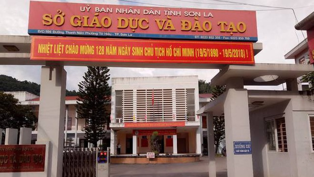 Gian lận điểm thi THPT ở Sơn La: Đề nghị truy tố 8 đối tượng - Hình 2