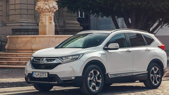 Honda triệu hồi 137.000 xe CR-V do lỗi túi khí - Hình 2