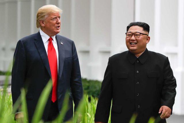 Kim Jong-un khăng khăng chỉ tiết lộ bí mật hạt nhân với Trump - Hình 1