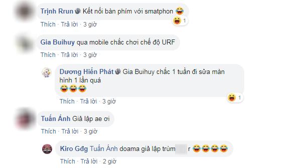 LMHT Mobile còn chưa ra mắt, game thủ Việt đã đau não không biết combo Leesin, Riven, Yasuo... kiểu gì đây? - Hình 5