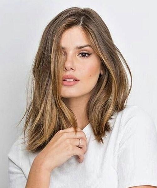 Loạt mái tóc bob dài duyên dáng giúp bạn gái đẹp xinh lung linh trong mọi khuôn hình - Hình 6