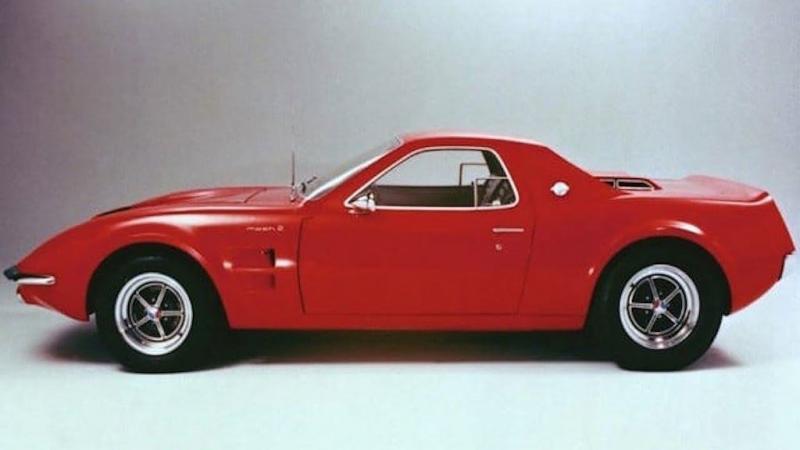 Những chiếc Mustang tưởng như đã đi vào sản xuất nhưng lại bị hủy bỏ vào phút chót - Hình 6