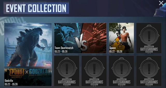 PUBG Mobile phiên bản 0.13 thêm súng Bizon, chế độ Team Deathmatch, event và avatar Godzilla,... - Hình 4