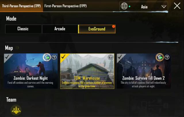 PUBG Mobile phiên bản 0.13 thêm súng Bizon, chế độ Team Deathmatch, event và avatar Godzilla,... - Hình 2