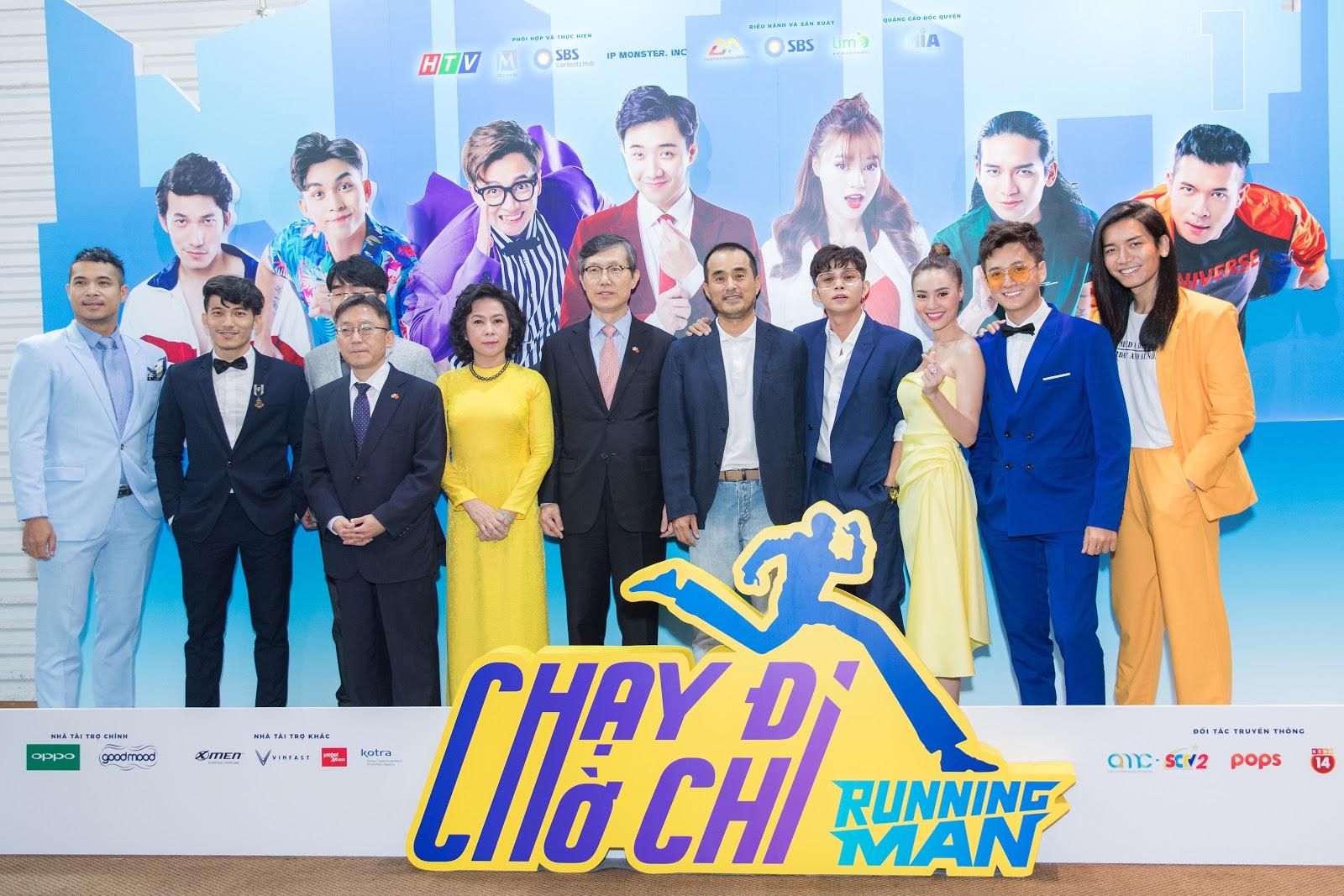 Running Man Việt Nam được chào đón nhiệt liệt, phía SBS Hàn Quốc nói gì? - Hình 4