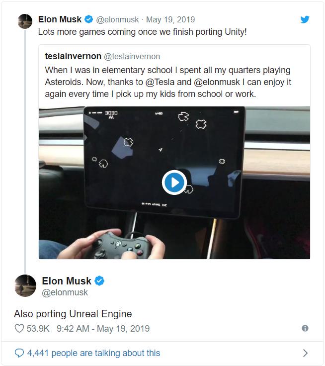 Tài xế Tesla sẽ sớm có thể chơi các game như Fortnite hay Rocket League để đốt thời gian - Hình 2