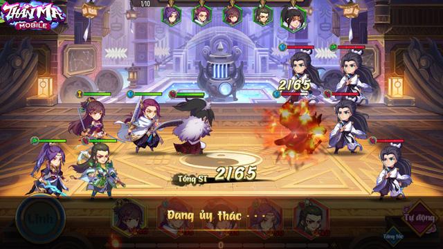 Thần Ma Mobile đang sở hữu hệ thống Ủy Thác khôn nhất trong các tựa game thẻ tướng chiến thuật hiện nay - Hình 3