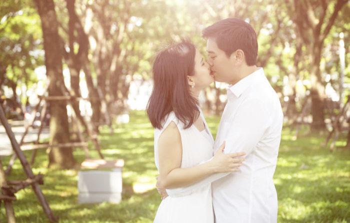 Thông qua 15 kiểu hôn kinh điển có thể tiết lộ độ mặn mối quan hệ giữa bạn và người ấy - Hình 5
