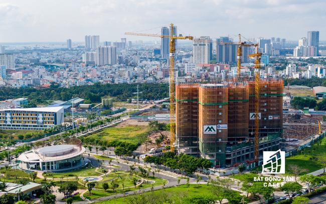 TPHCM xuất hiện làn sóng bung hàng mới của các doanh nghiệp bất động sản - Hình 1