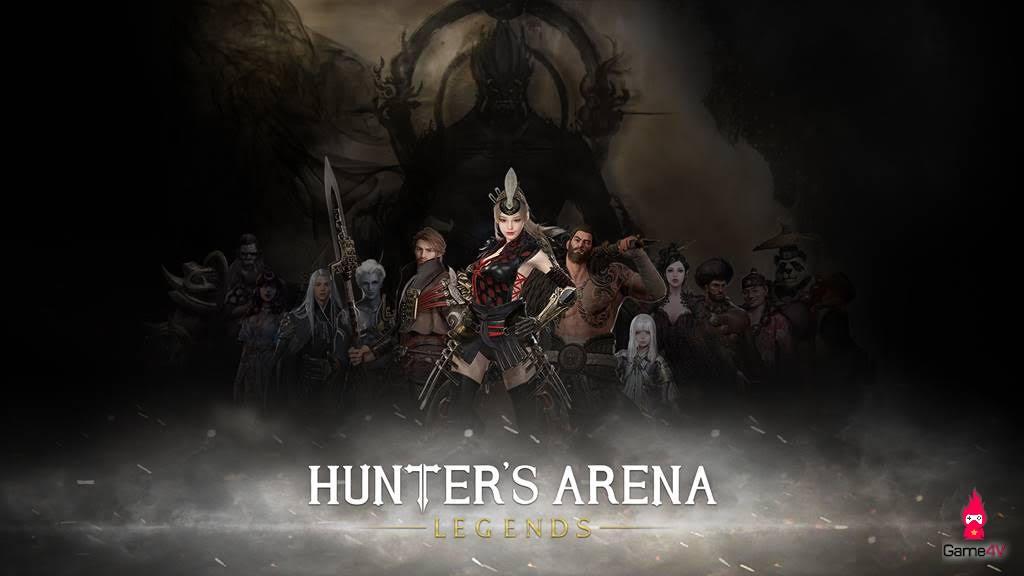 Tựa game nhập vai sinh tồn Hunter's Arena: Legends ra mắt Trailer ấn tượng - Hình 1