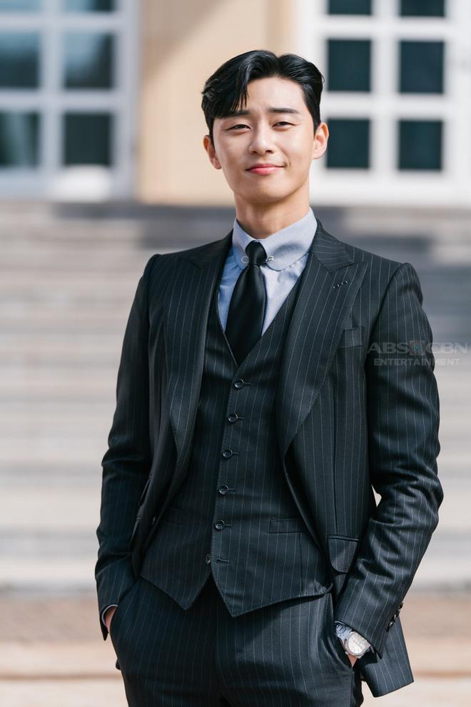 Từng yêu cả tập đoàn nam thần, ánh mắt tình tứ nhất của Park Min Young là dành cho ai? - Hình 4