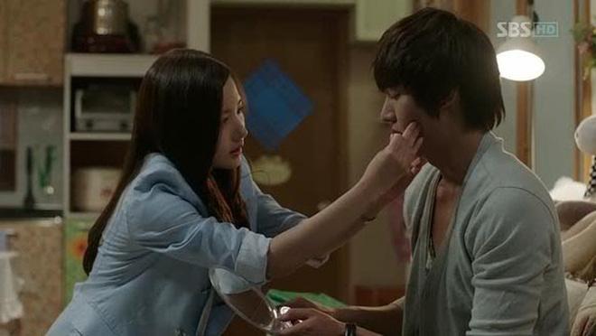Từng yêu cả tập đoàn nam thần, ánh mắt tình tứ nhất của Park Min Young là dành cho ai? - Hình 20