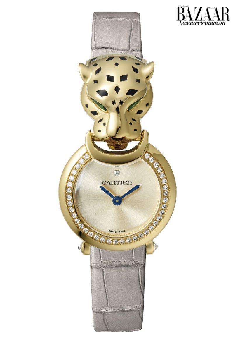 Vẻ đẹp khác biệt của đồng hồ Cartier tại triển lãm SIHH 2019 - Hình 2