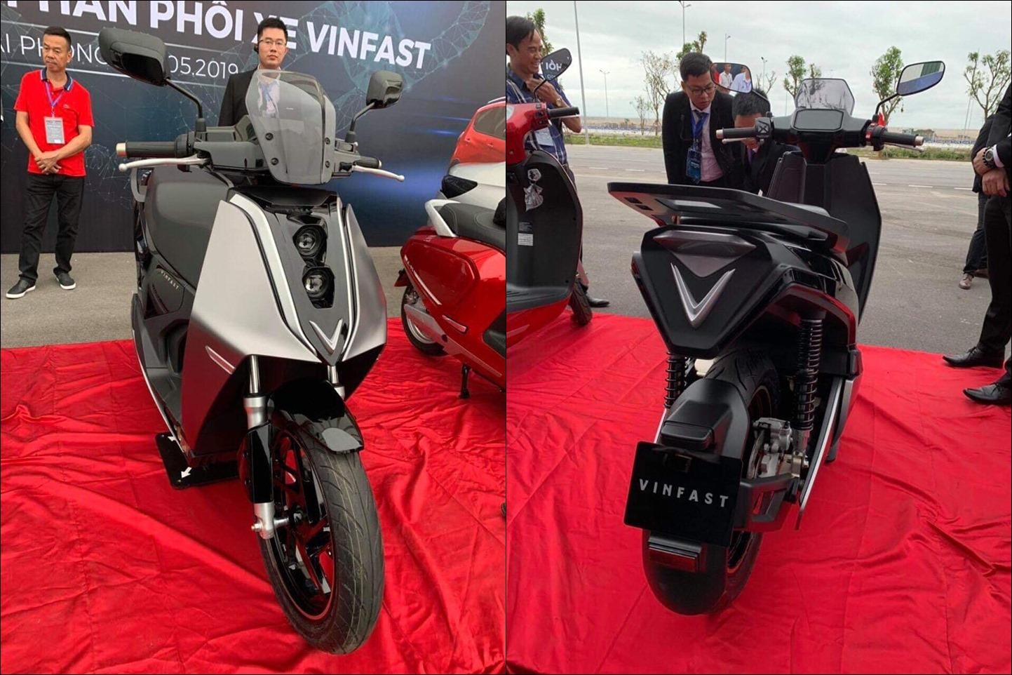 VinFast hé lộ mẫu xe máy điện thứ 2 tại Việt Nam, có phanh ABS - Hình 3