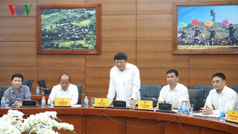 VOV ký kết hợp tác truyền thông với UBND tỉnh Lào Cai - Hình 3
