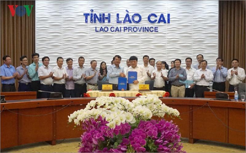 VOV ký kết hợp tác truyền thông với UBND tỉnh Lào Cai - Hình 1