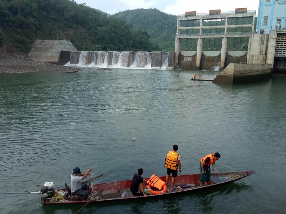 Xả cửa thủy điện ở Nghệ An, một người chết : Lãnh đạo huyện nói gì? - Hình 1