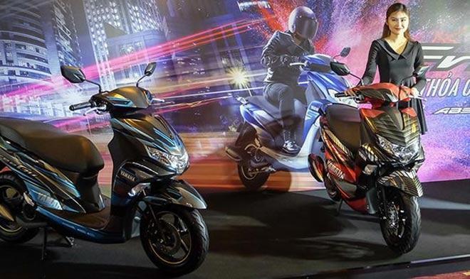 Yamaha FreeGo mới có đủ sức để cạnh tranh với Honda AirBlade không? - Hình 9