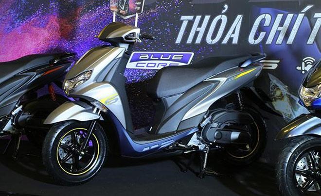 Yamaha FreeGo mới có đủ sức để cạnh tranh với Honda AirBlade không? - Hình 4