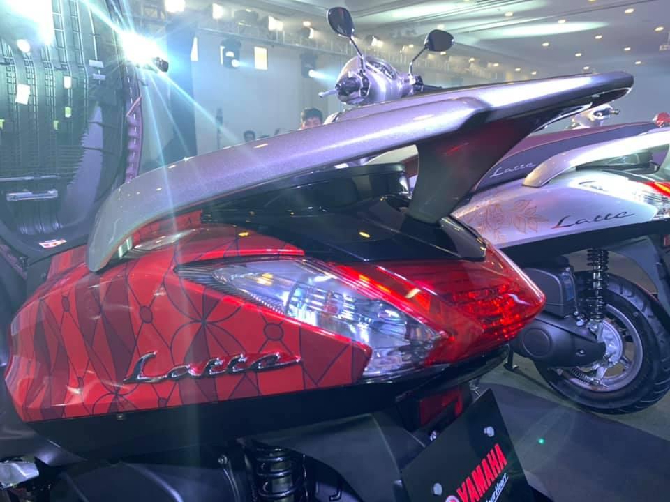 Yamaha Latte vừa ra mắt giá 38 triệu đồng có gì đặc biệt? - Hình 8