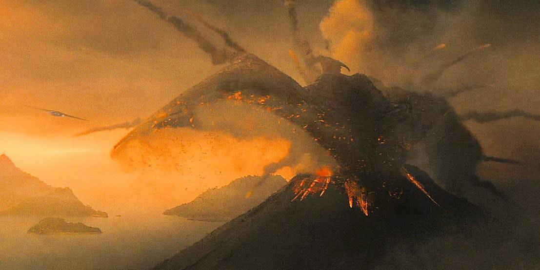 17 quái vật khổng lồ đáng sợ dự sẽ tham gia trận chiến tàn khốc của Godzilla: King Of The Monsters - Hình 10