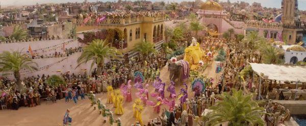 Aladdin: Bữa tiệc của ma thuật và âm nhạc đầy vui tươi - Hình 4