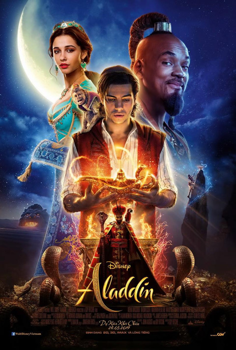 'Aladdin' - xua tan nỗi nghi ngờ bằng sự màu nhiệm và hoành tráng - Hình 1