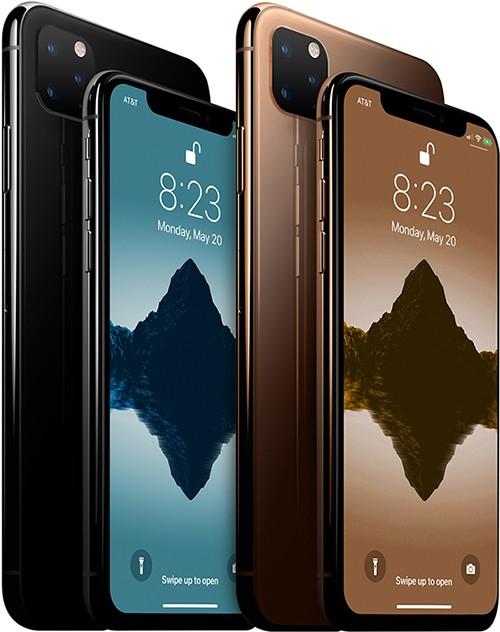 Apple sẽ ra mắt iPhone với cảm biến vân tay Touch ID toàn màn hình và iPhone SE 2 với phần cứng nâng cấp trong năm 2020? - Hình 1