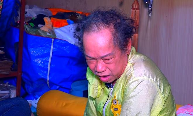Bi kịch đời nghệ sĩ Vũ Quang: Bị liệt 2 chân, không vợ con, phải nhờ em rể và cháu chăm sóc - Hình 2
