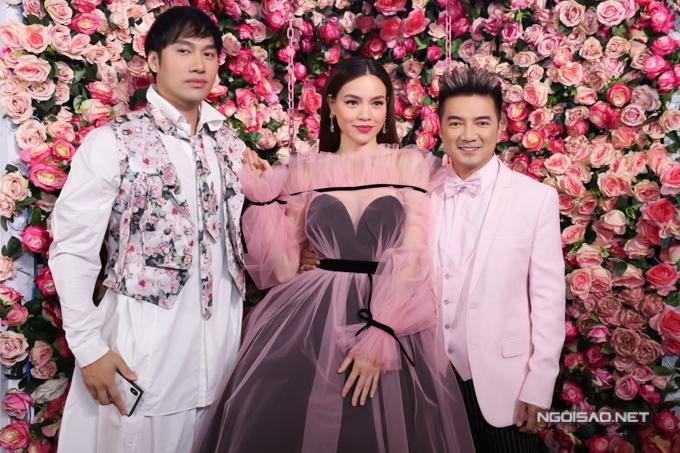 Bố mẹ và Kim Lý ủng hộ Hồ Ngọc Hà làm kinh doanh - Hình 9