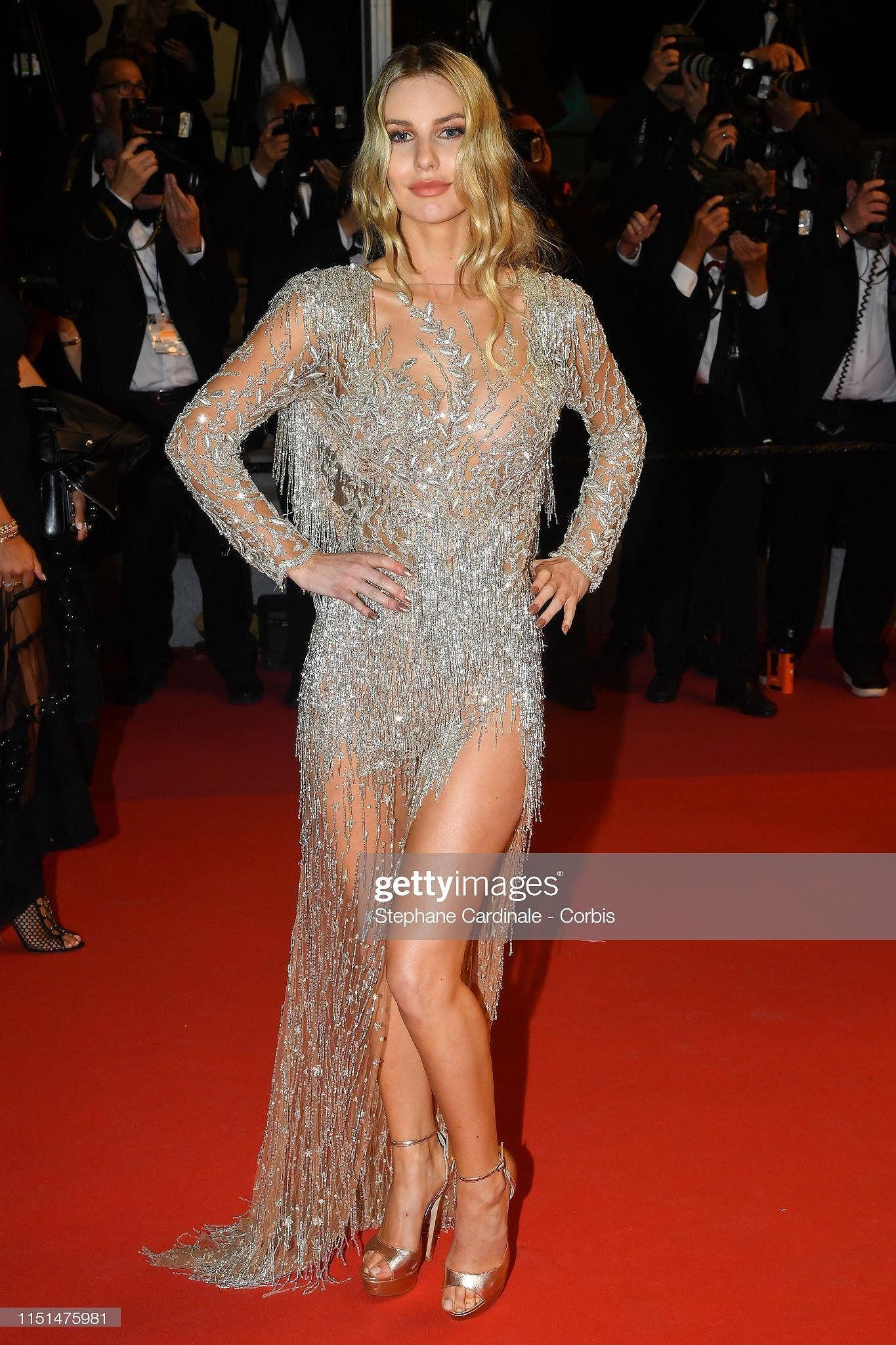 Cannes ngày 11: Xuất hiện loạt 'đối thủ' của Ngọc Trinh, có cả thảm họa thẩm mỹ - Hình 27