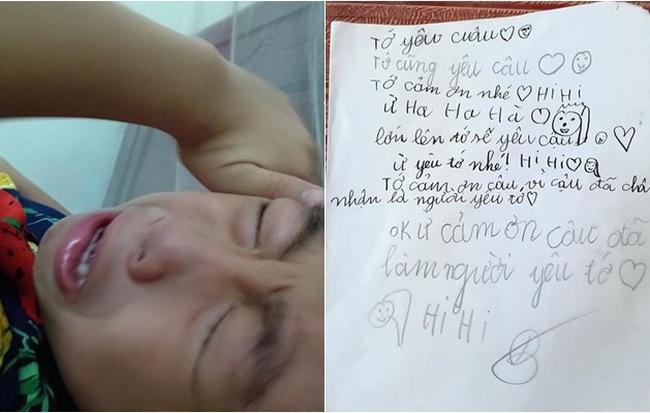 Cậu bé lớp 2 viết thư tay tỏ tình với bạn gái, nhưng cái kết khét lẹt lại khiến dân mạng cười bò - Hình 1