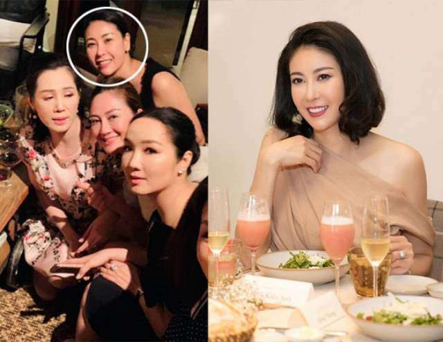 Chỉ một bức ảnh, Nữ hoàng ảnh lịch Hiền Mai tố nhan sắc thật của dàn Hoa hậu đình đám - Hình 4