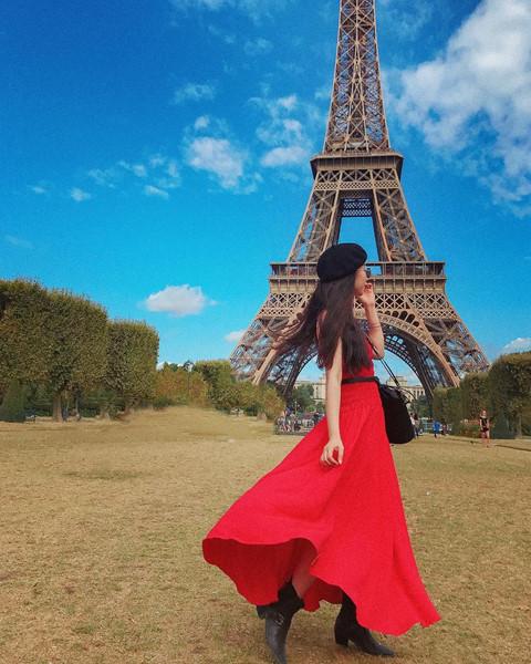 Cô gái du lịch 1 lần/ tháng: Đâu chỉ rich kid mới đi chơi sang chảnh - Hình 10